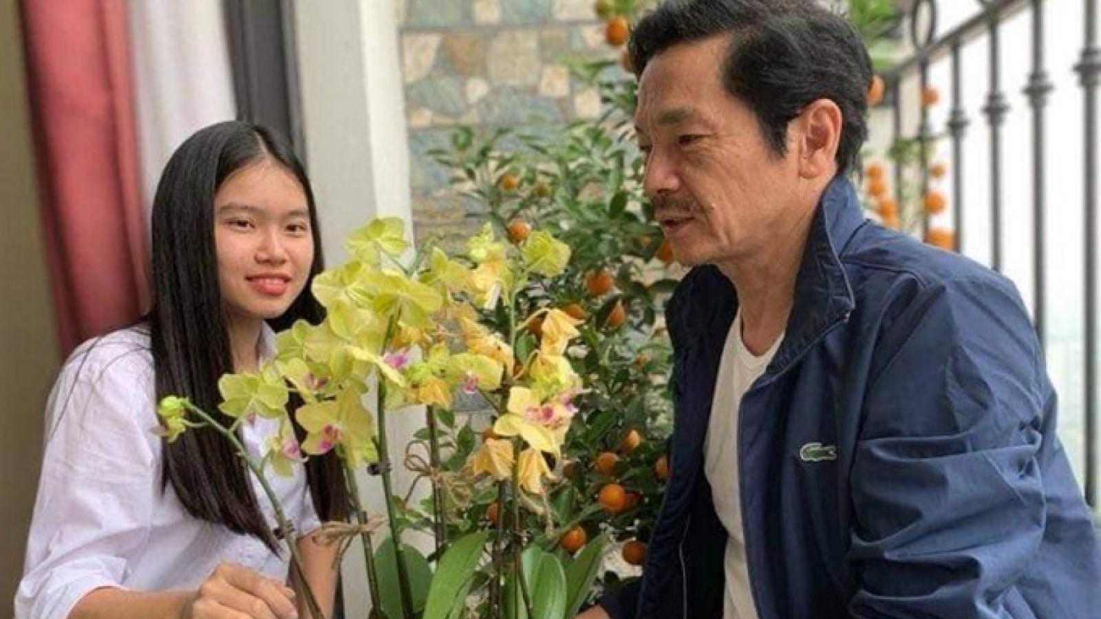 """Con gái NSND Trung Anh """"Về nhà đi con"""" giành học bổng Mỹ"""