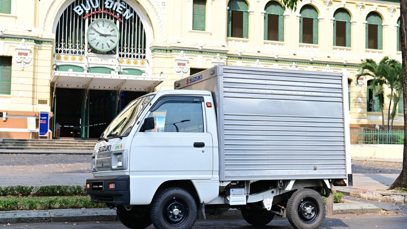 """Khách hàng nói gì về Suzuki Carry Truck sau khi nếm """"trái đắng"""" từ xe tải sao chép?"""