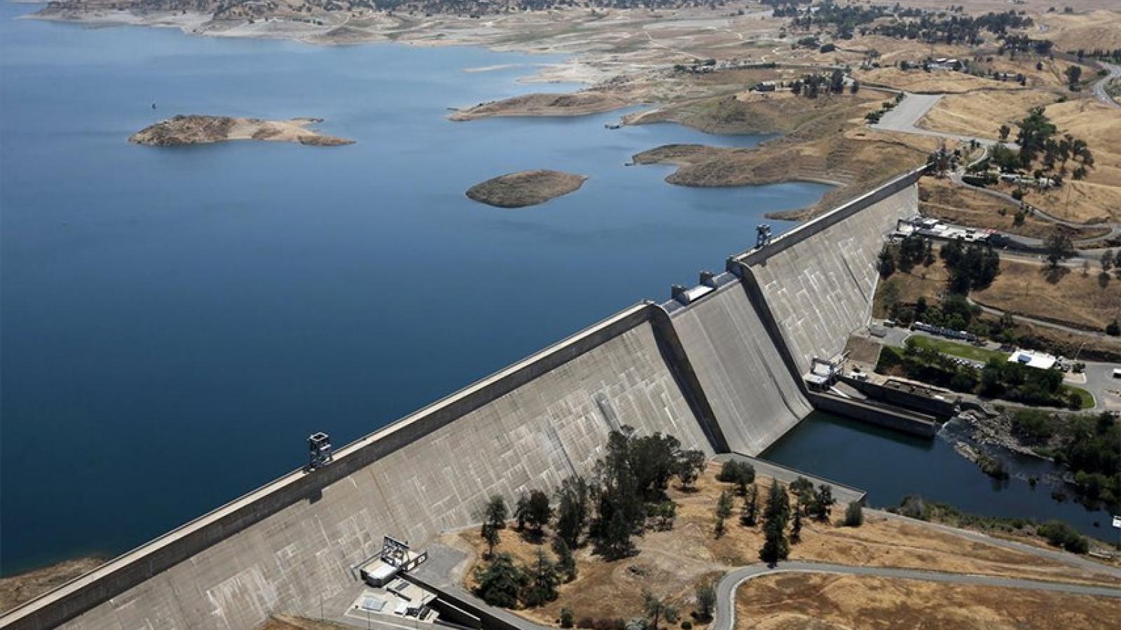 Ethiopia tích nước cho đập thủy điện Đại Phục Hưng, Sudan và Ai Cập phản đối