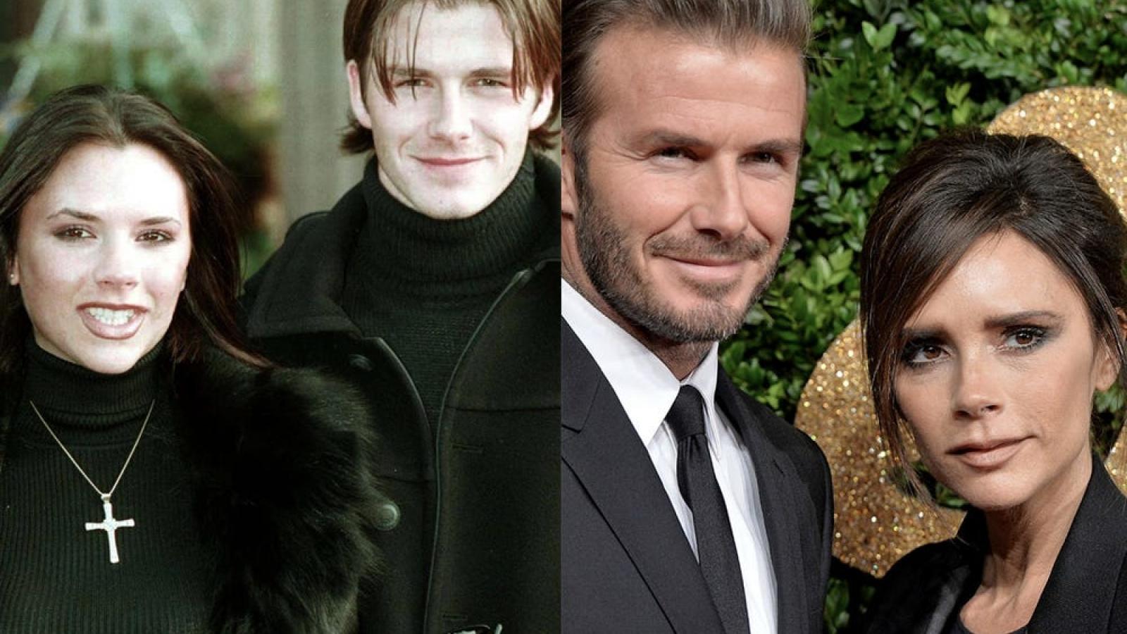 Những dấu mốc đáng nhớ trong cuộc hôn nhân 22 năm của David Beckham - Victoria