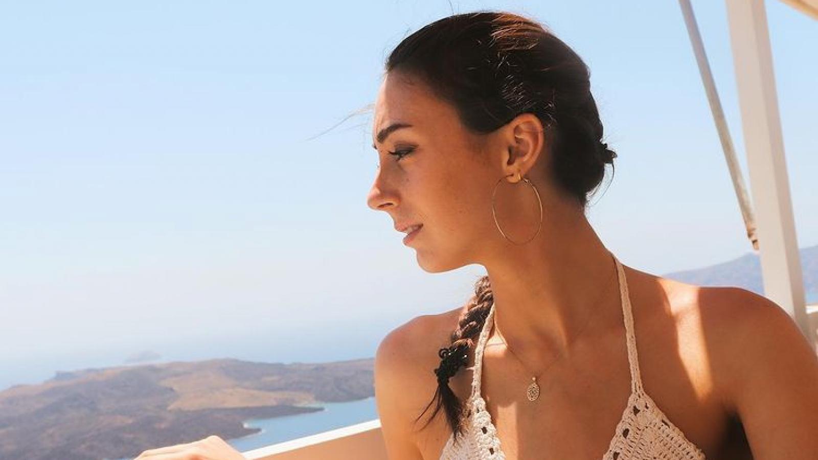 Vẻ đẹp ngọt ngào của mỹ nhân lai được bổ nhiệm trở thành Hoa hậu Hòa bình Pháp 2021