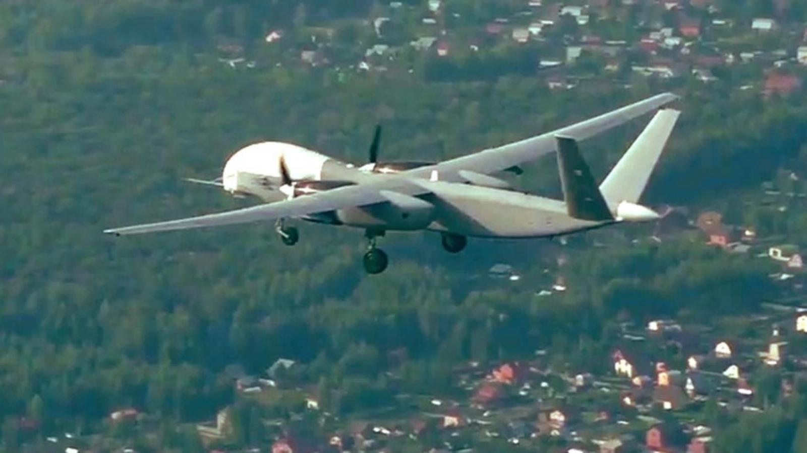 Khám phá năng lực UAV trinh sát và tấn công Altius của Nga