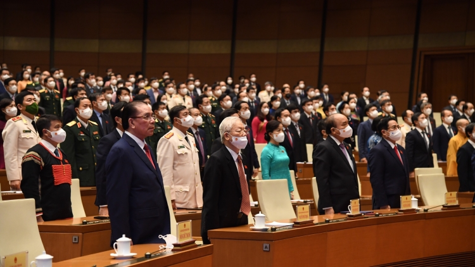 Bế mạc kỳ họp thứ nhất, Quốc hội khóa XV, sớm hơn 8 ngày so với dự kiến