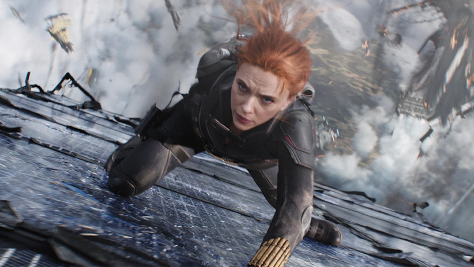 """Scarlett Johansson kiện Disney vì phát hành trực tuyến bom tấn """"Black Widow"""""""