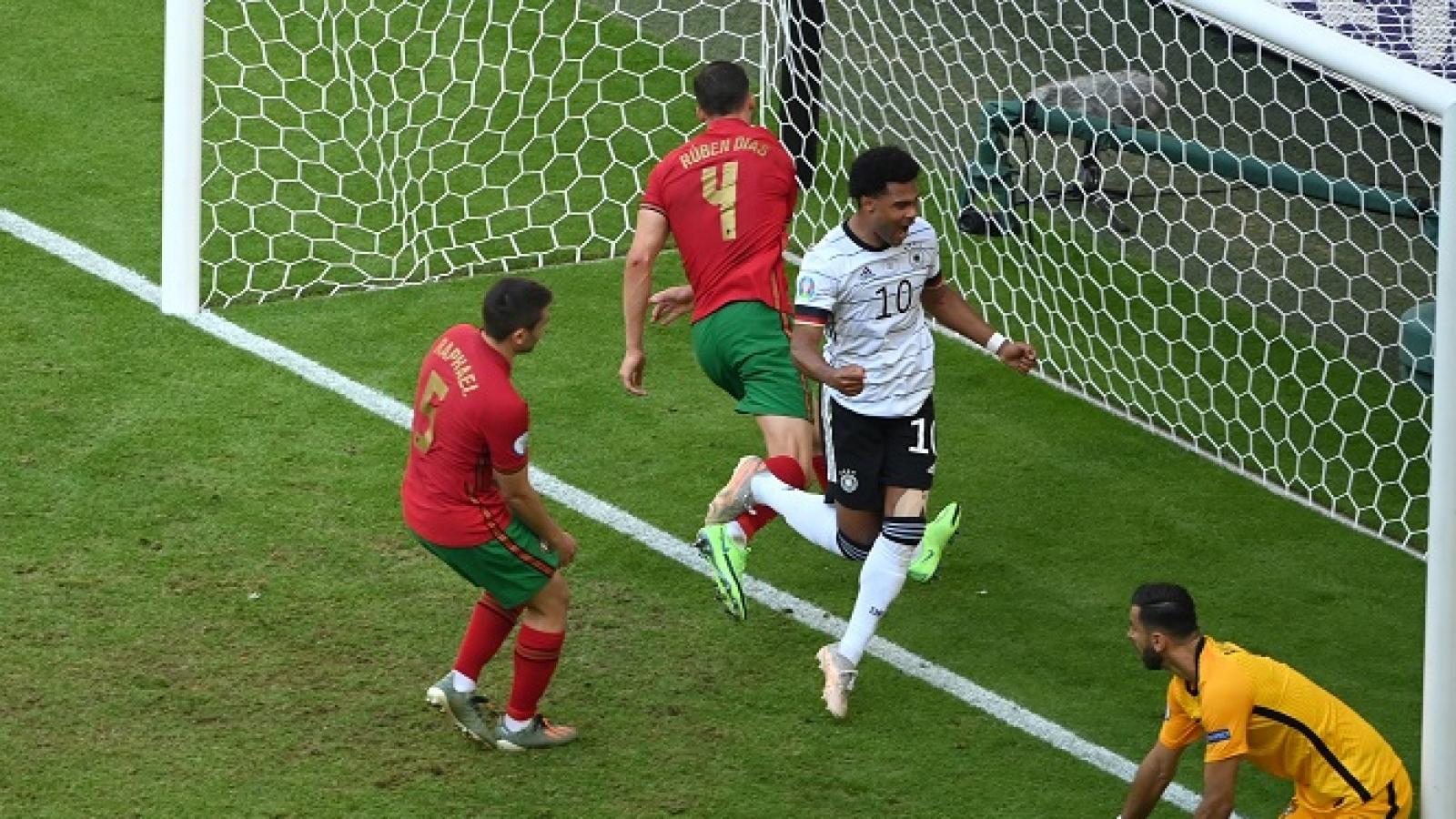 Cận cảnh 11 bàn phản lưới nhà ở EURO 2021