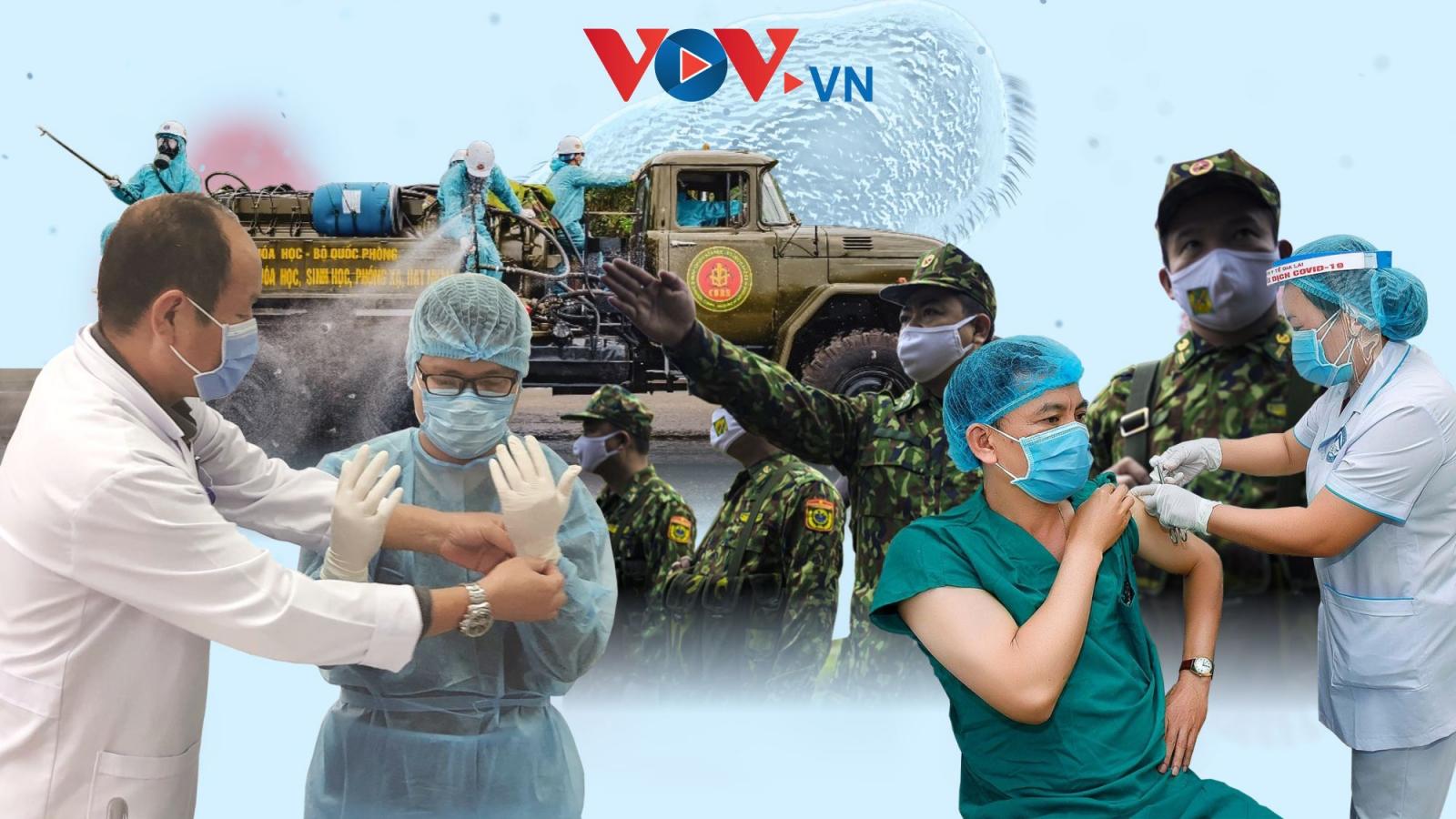 Việt Nam sau 3 tháng tái bùng phát dịch Covid-19
