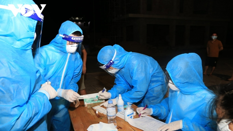 COVID-19: HCM City hotspot records over 3,300 new cases over 12 hours
