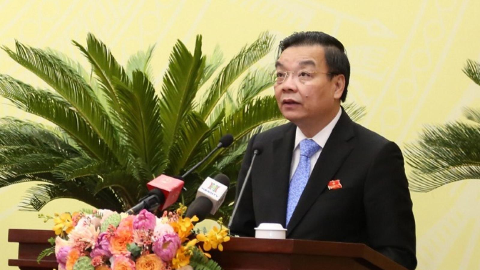 Thủ tướng phê chuẩn kết quả bầu Chủ tịch và 6 Phó Chủ tịch UBND TP. Hà Nội