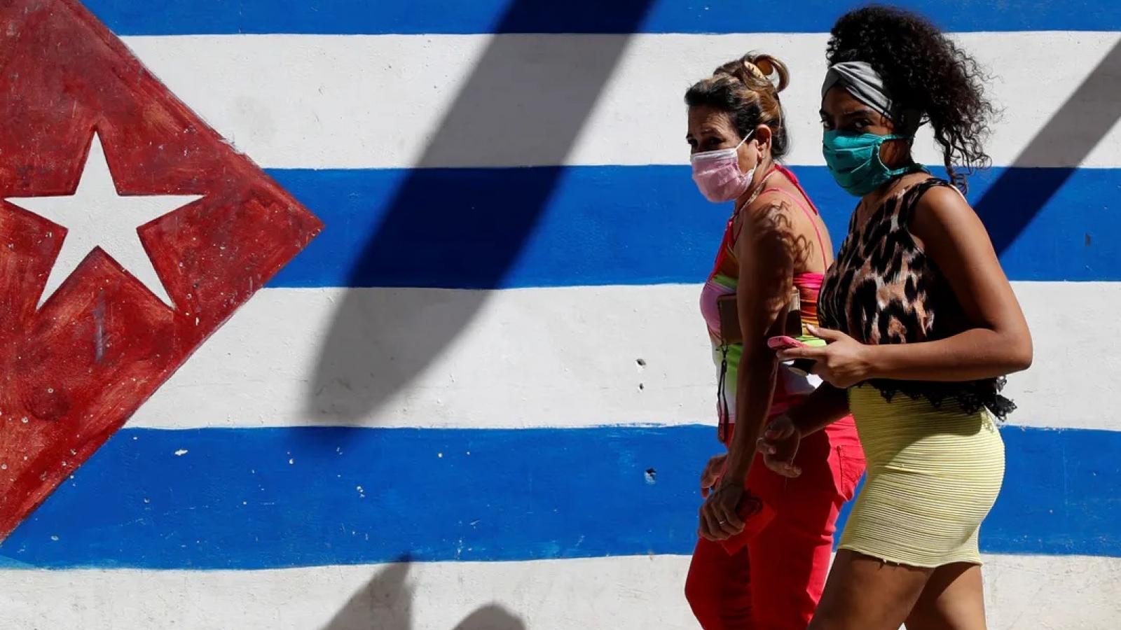 Cuba có hơn 1.600 người chết do Covid-19