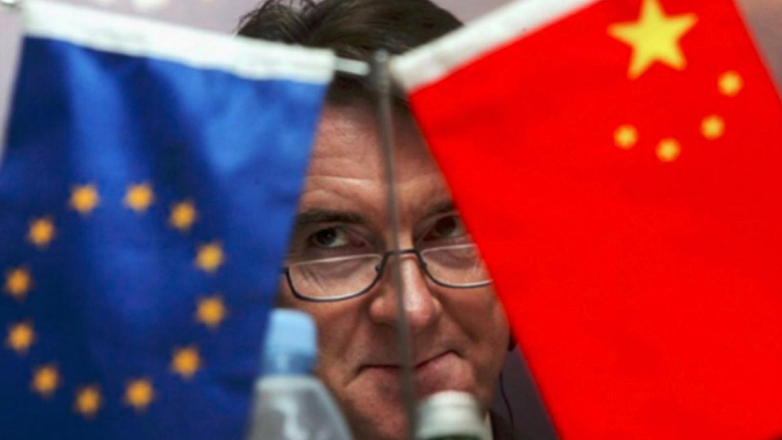 Tâm lý chống Trung Quốc ở châu Âu lên đến mức nào?