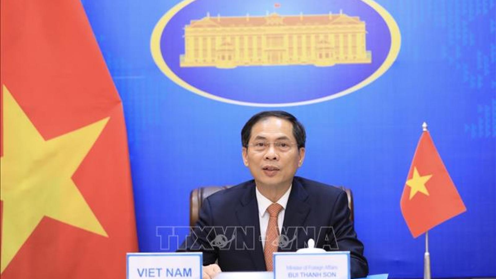 Bringing into full play the Mekong - Ganga cooperation mechanism