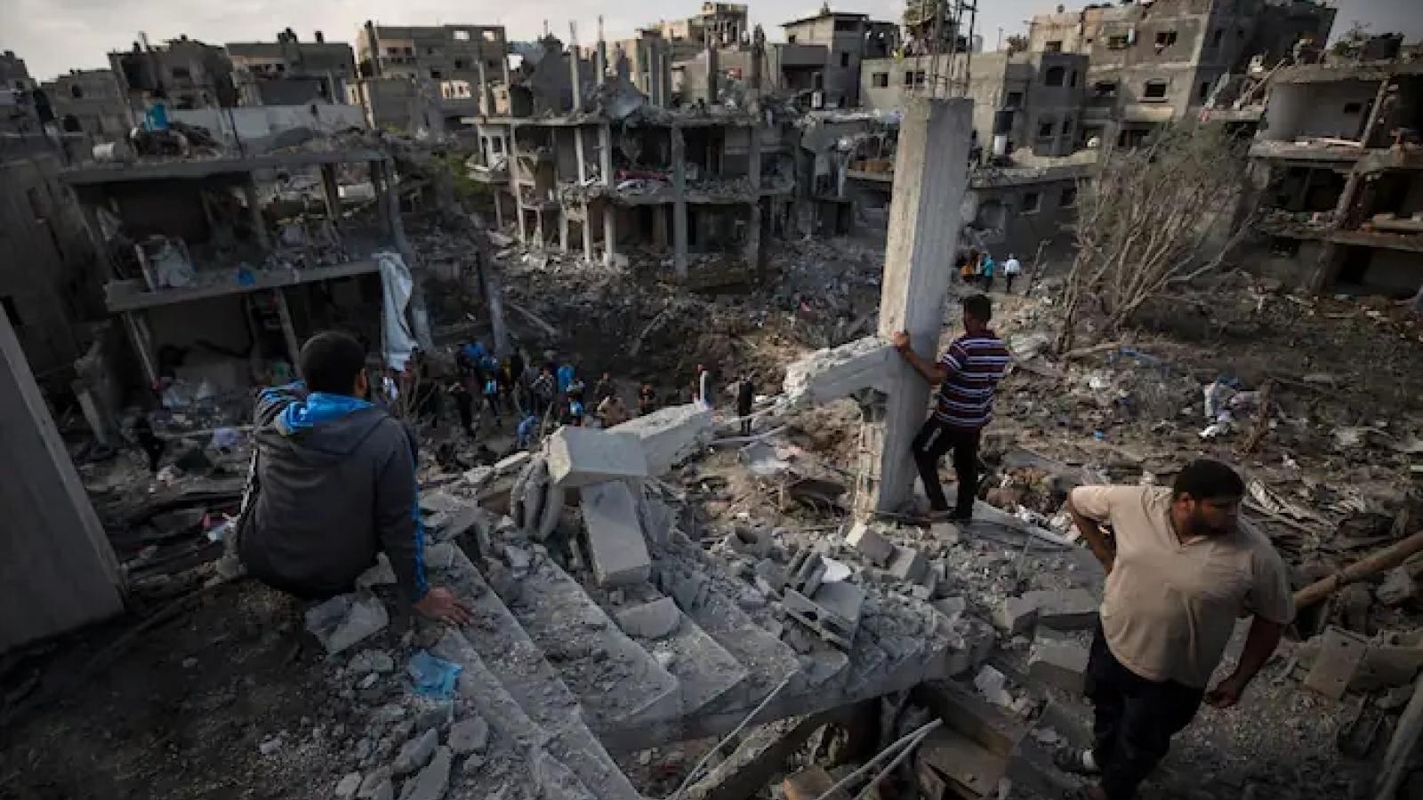 """Israel và Hamas bị cáo buộc có nhiều """"vi phạm"""" trong cuộc xung đột vũ trang tháng 5/2021"""