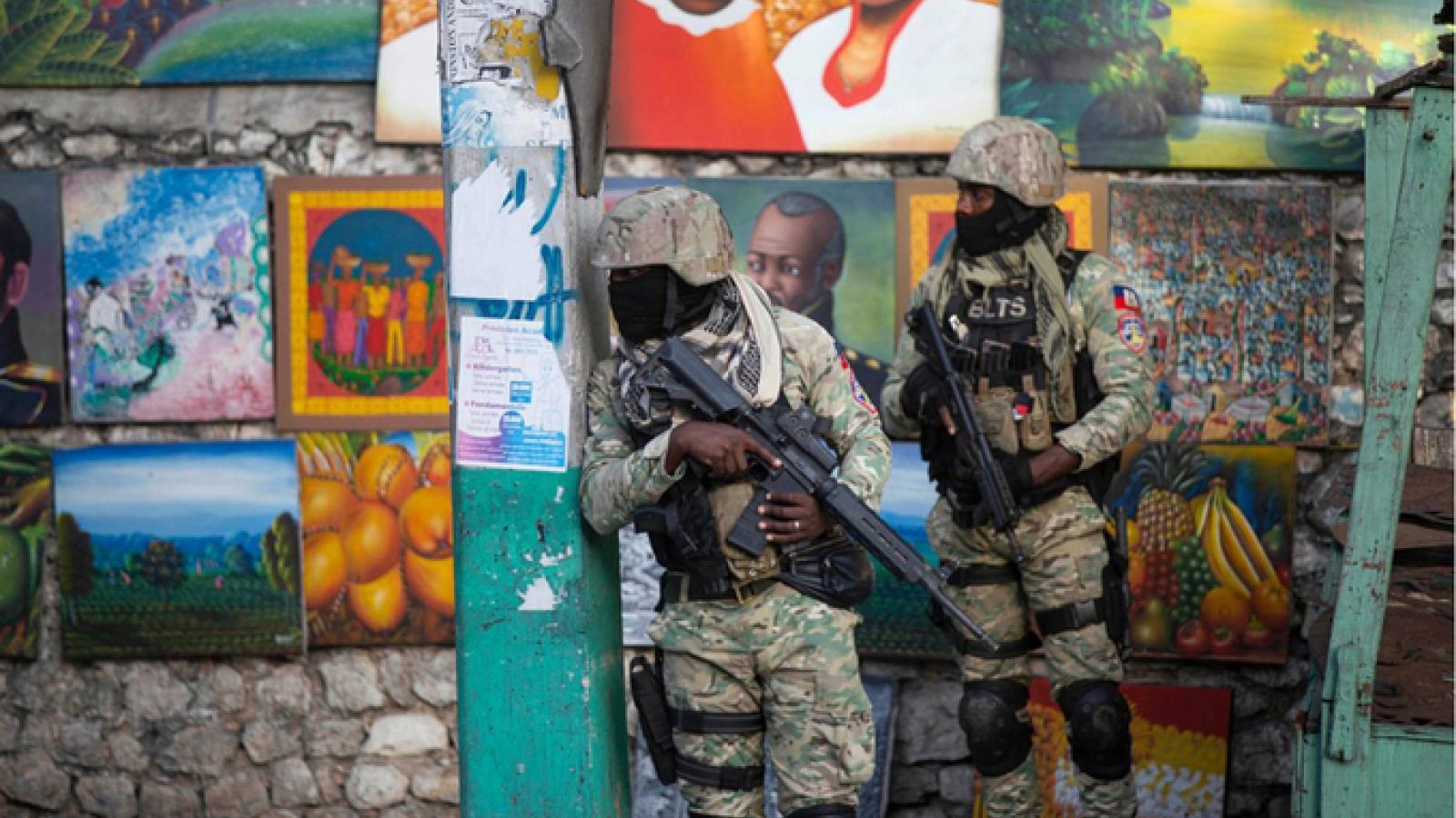 Chính phủ Đức bày tỏ quan ngại về tương lai chính trị ở Haiti