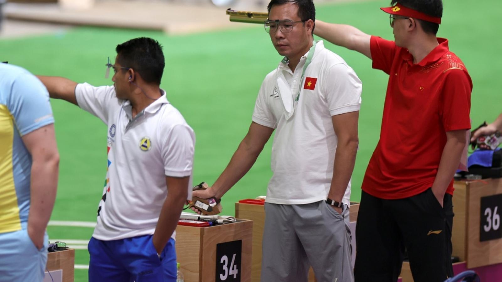 Tokyo 2020 Olympics update: Veteran marksman Xuan Vinh ousted