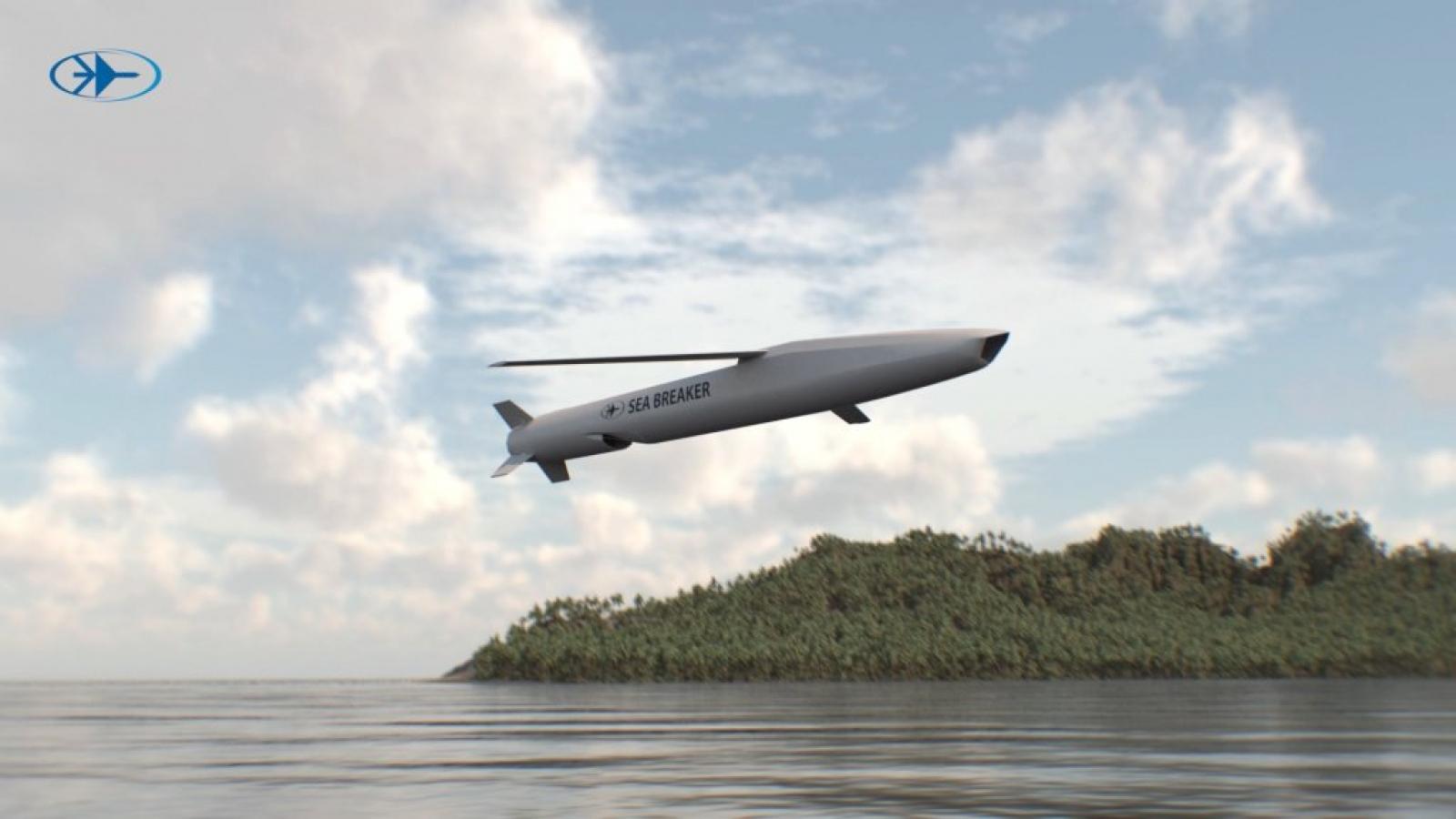 Israel tiết lộ hệ thống tên lửa bán tự động diệt gọn tàu khu trục trong 1 lần xuất kích