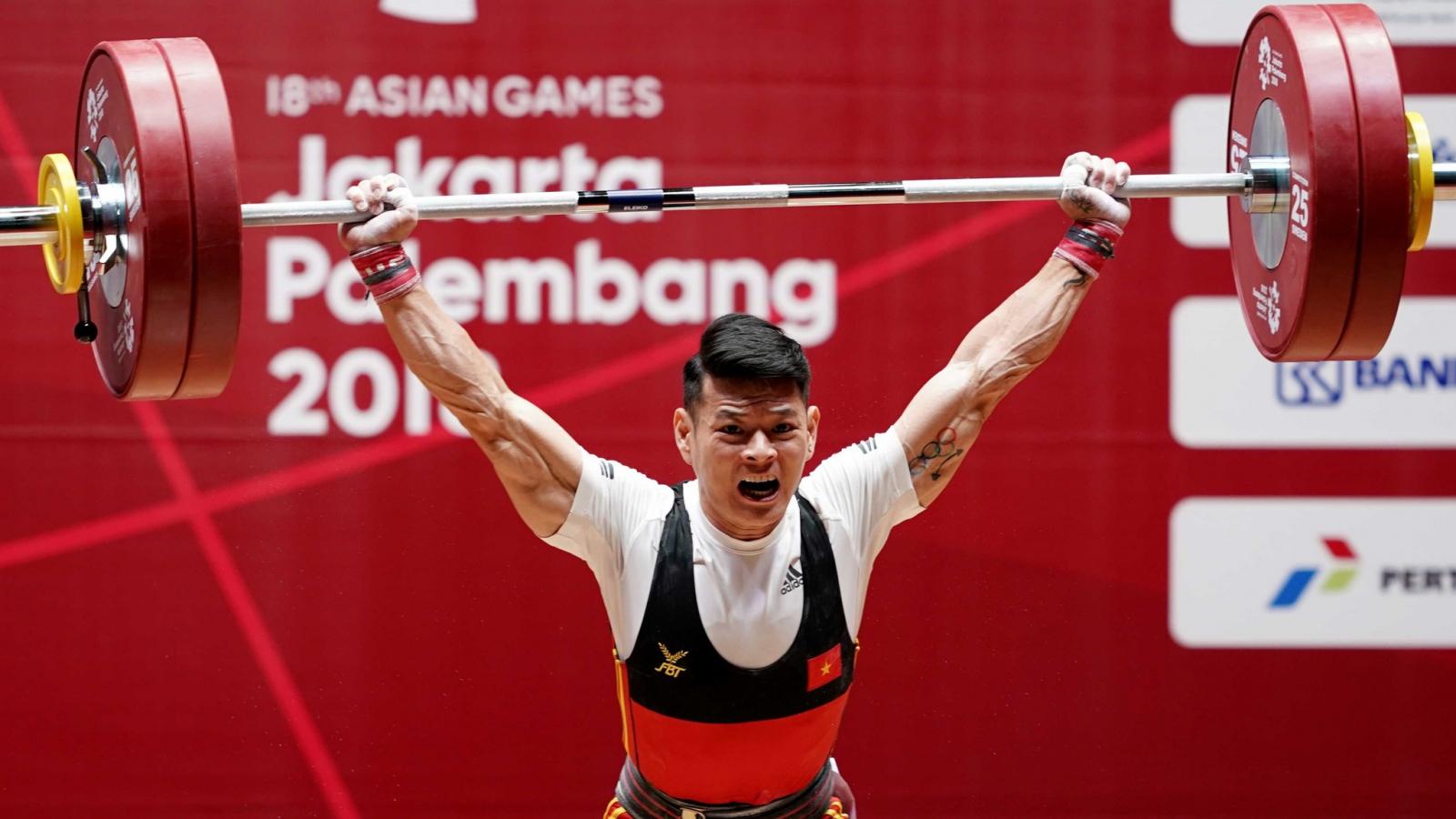Lịch thi đấu Olympic Tokyo 2020 của Việt Nam ngày 25/7: Hy vọng vào Cử tạ