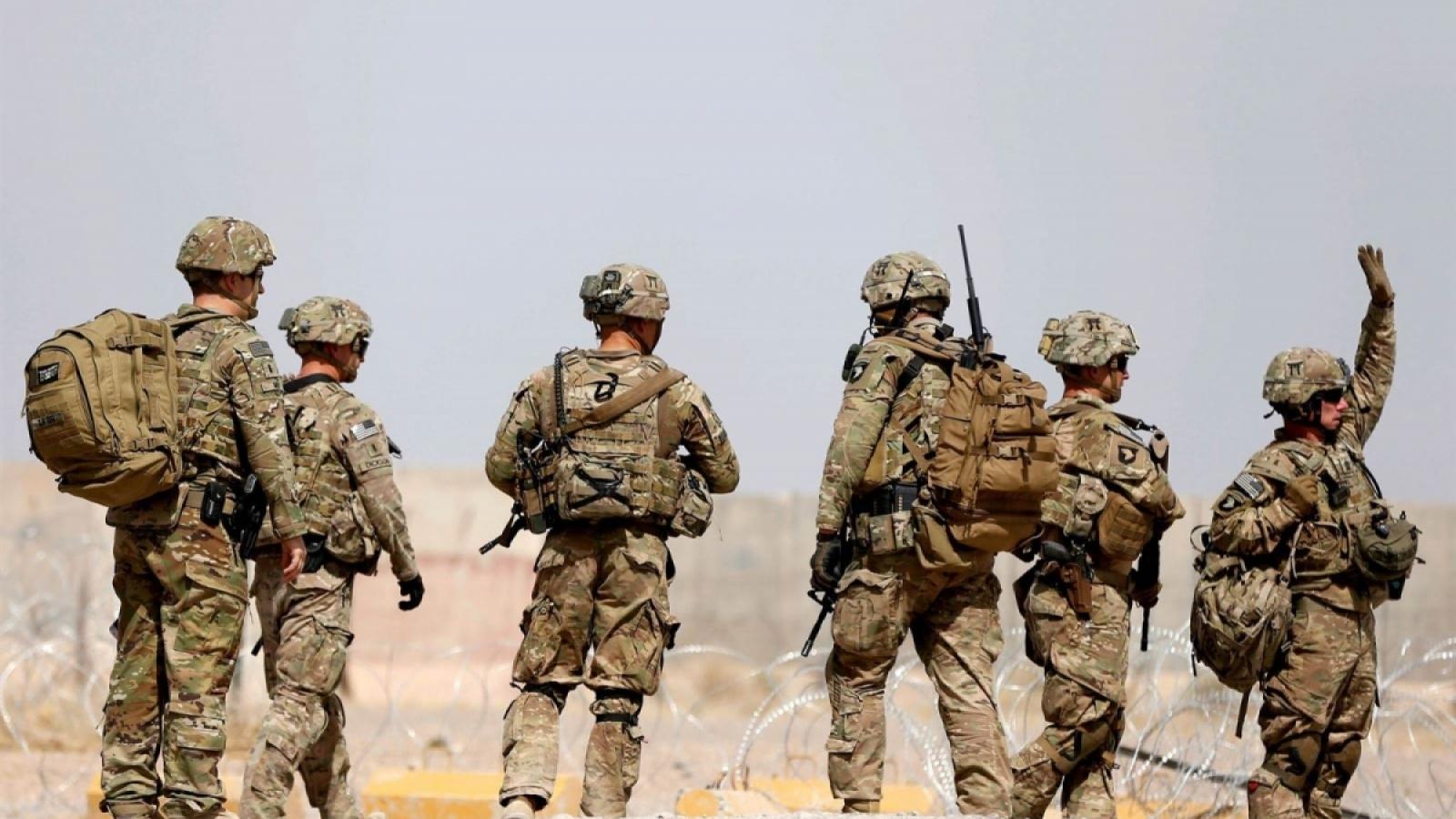 Mỹ hoàn thành hơn 90% quá trình rút quân khỏi Afghanistan