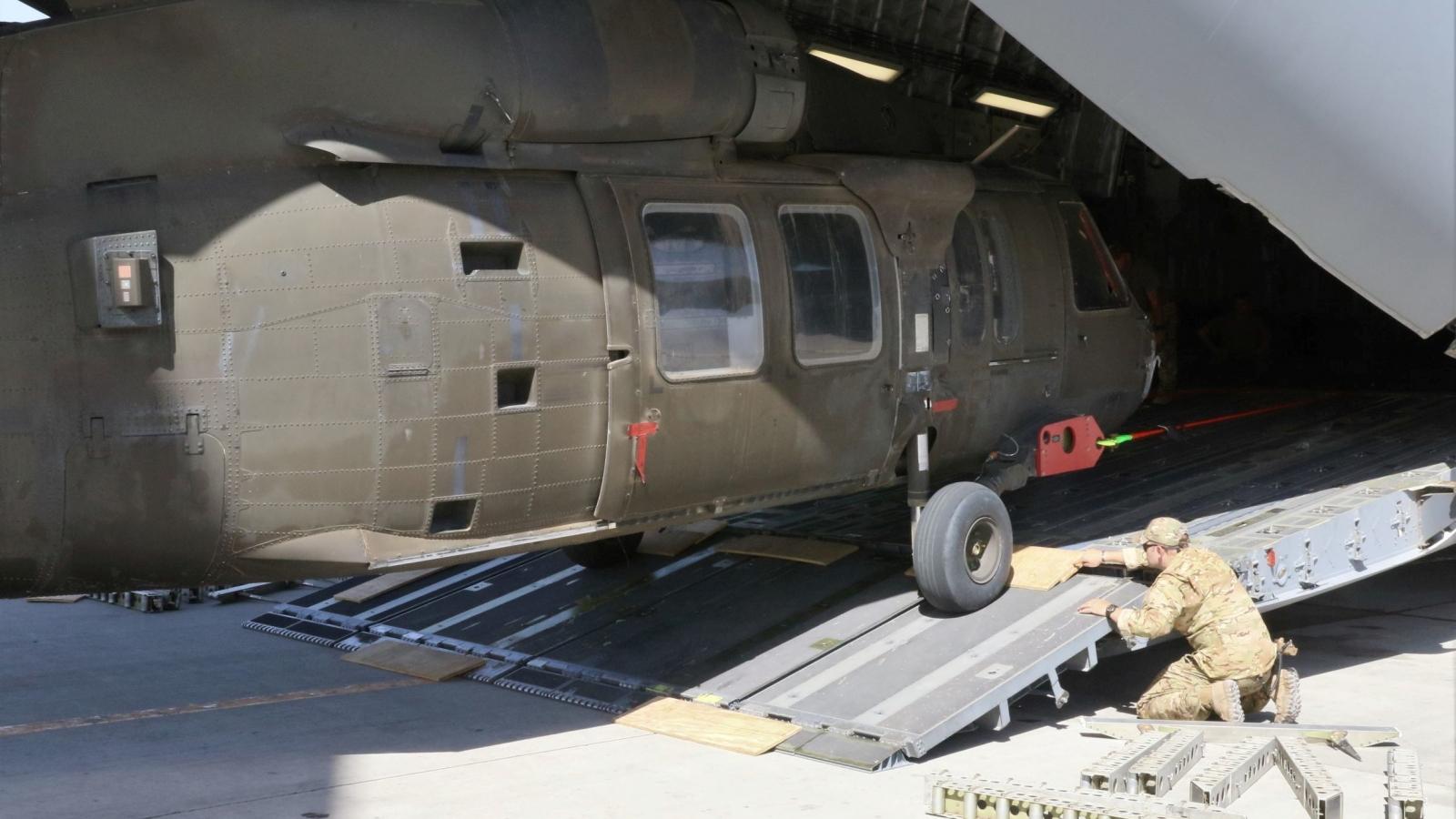 Mỹ xác nhận chuyển giao căn cứ lớn nhất cho lực lượng quốc phòng và an ninh Afghanistan