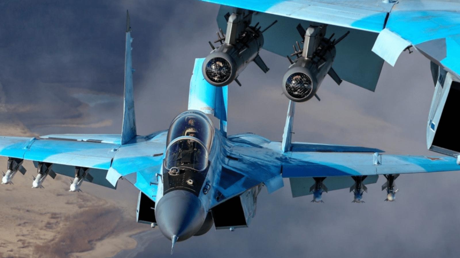 """Máy bay bí mật sắp ra mắt của Nga sẽ """"chiếu tướng"""" những chiến đấu cơ quyền lực của Mỹ?"""