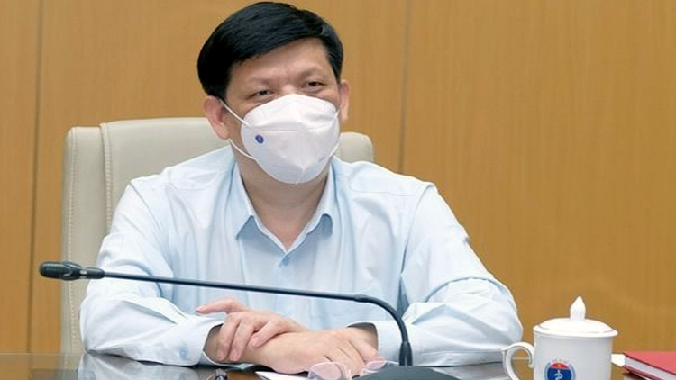 Health Minister: COVID-19 outbreak in HCM City to peak over coming days