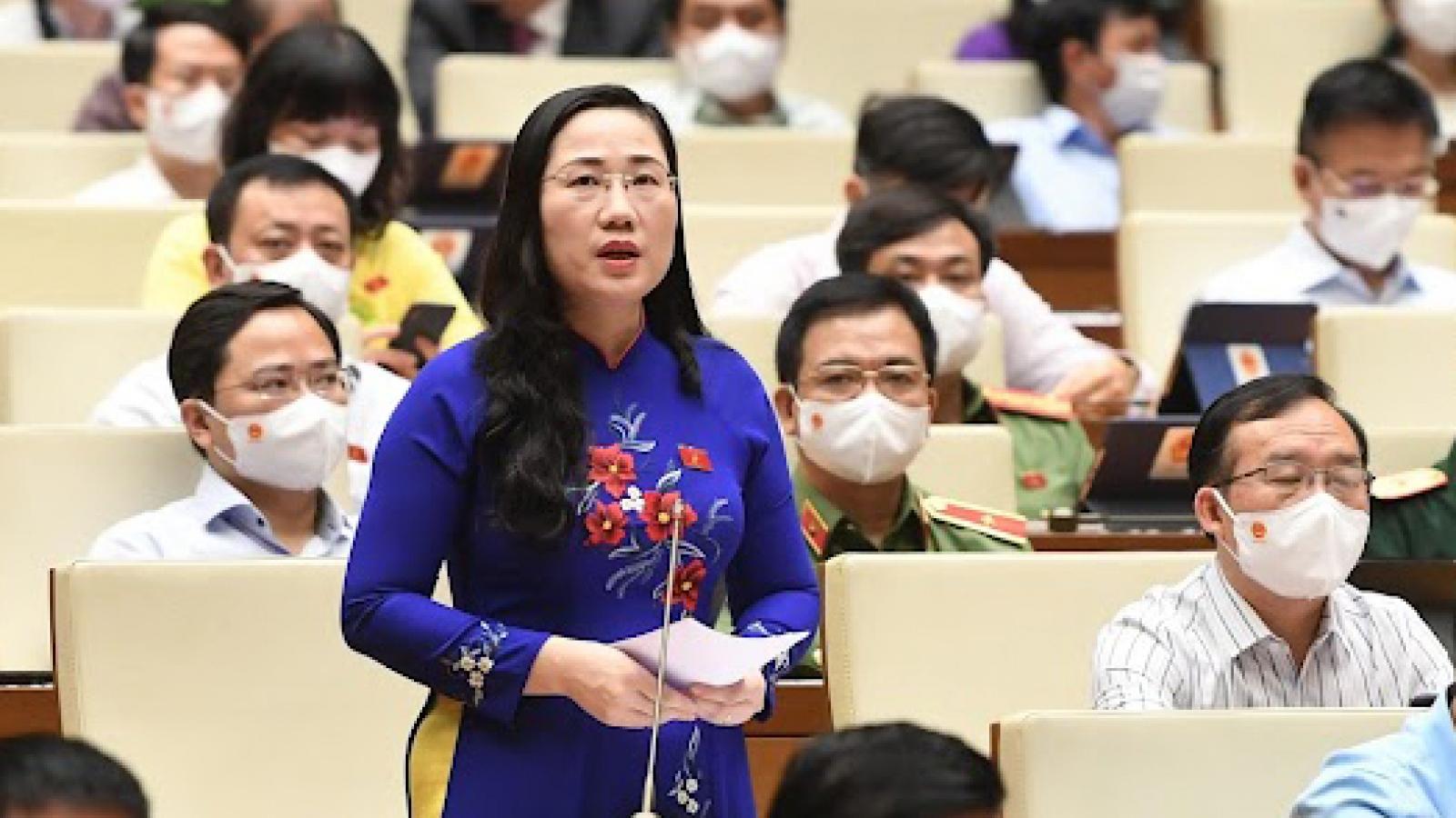 Đại biểu Quốc hội: Chống dịch quyết liệt nhưng đừng thái quá, cực đoan