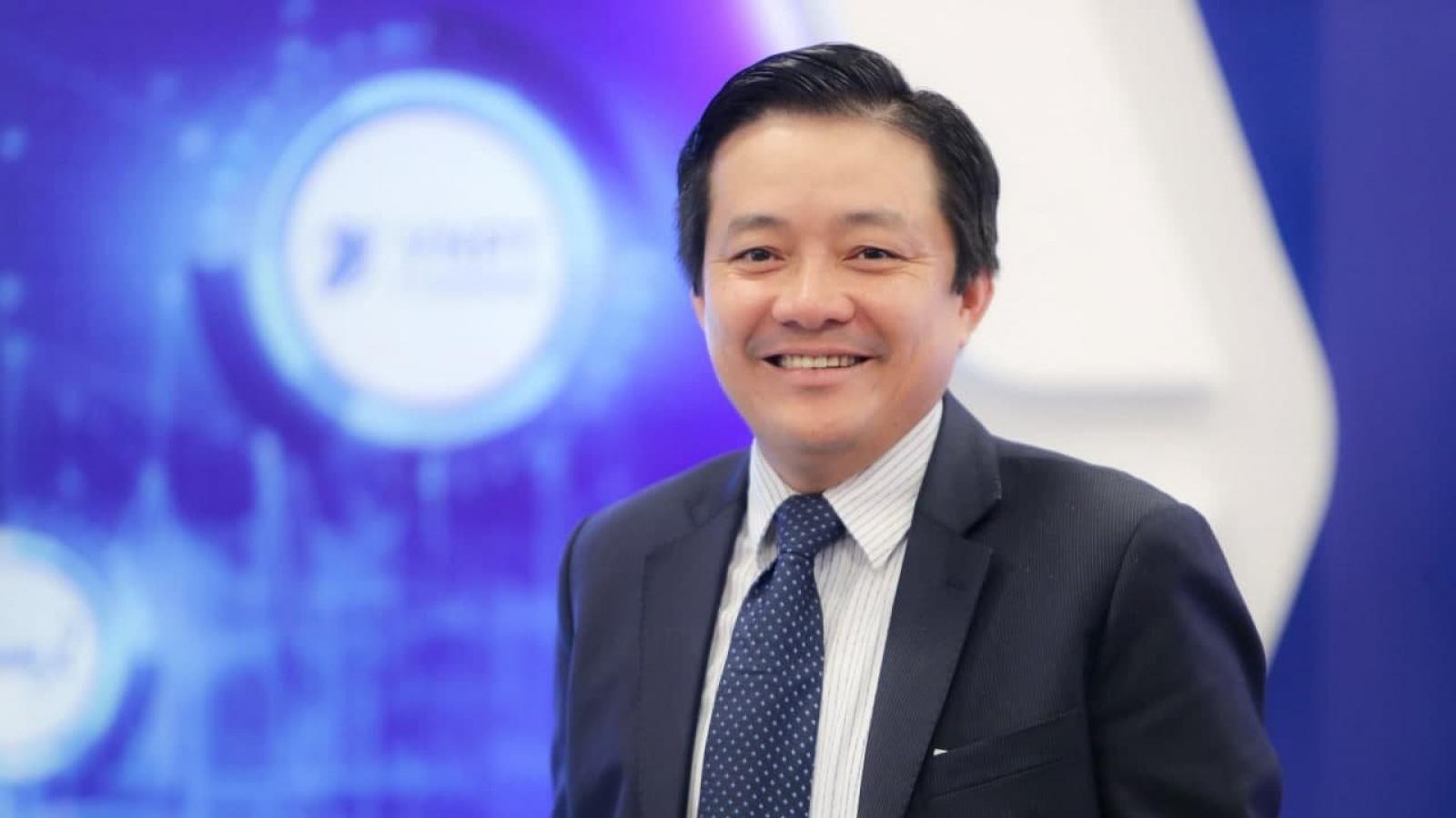 Ông Huỳnh Quang Liêm được bổ nhiệm làm Tổng Giám đốc VNPT