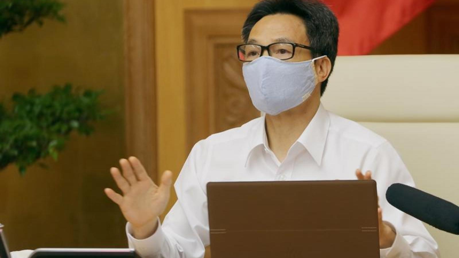 Thành lập Tổ công tác đặc biệt của Chính phủ tại TP. Hồ Chí Minh