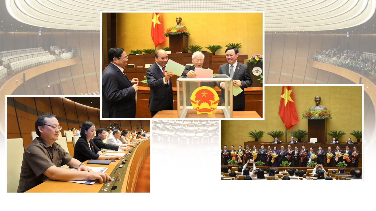 Quốc hội khóa XV: Trọng trách lớn đòi hỏi tầm nhìn mới