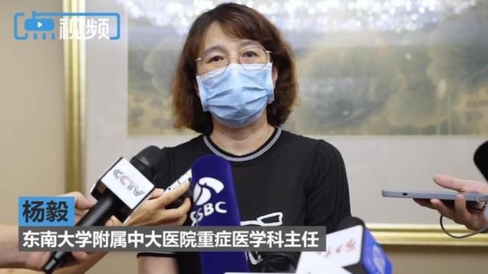 Hầu hết các ca mắc Covid-19 ở Nam Kinh (Trung Quốc) đều đã tiêm vaccine