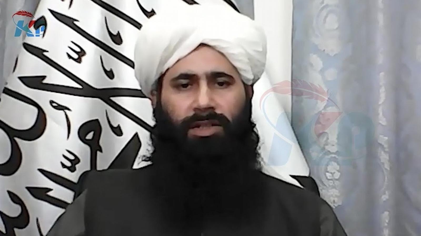 Taliban và chính phủ Afghanistan nhất trí xúc tiến hòa bình nhưng chưa đề cập ngừng bắn