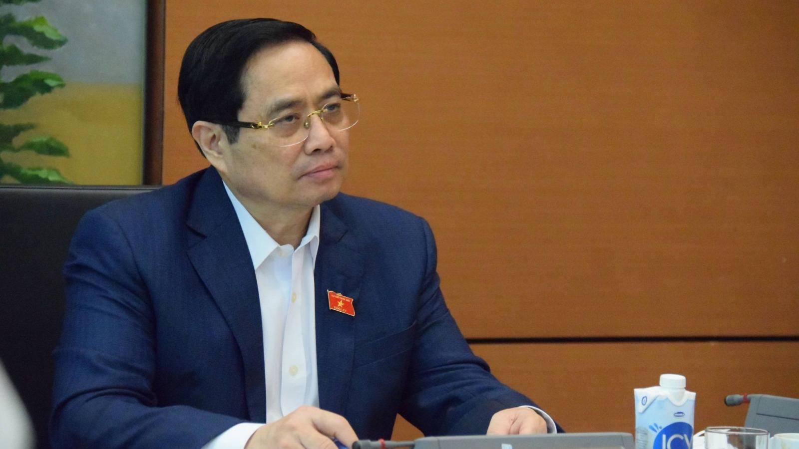 """Thủ tướng Phạm Minh Chính: """"Áp lực để làm mới lớn lên được"""""""