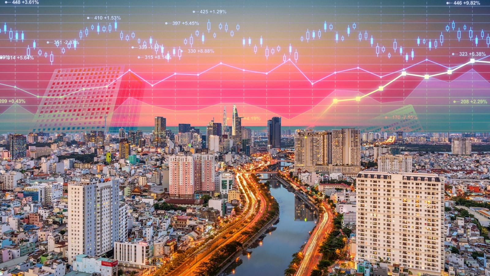 Bức tranh kinh tế 6 tháng đầu năm 2021: Nhiều gam màu sáng