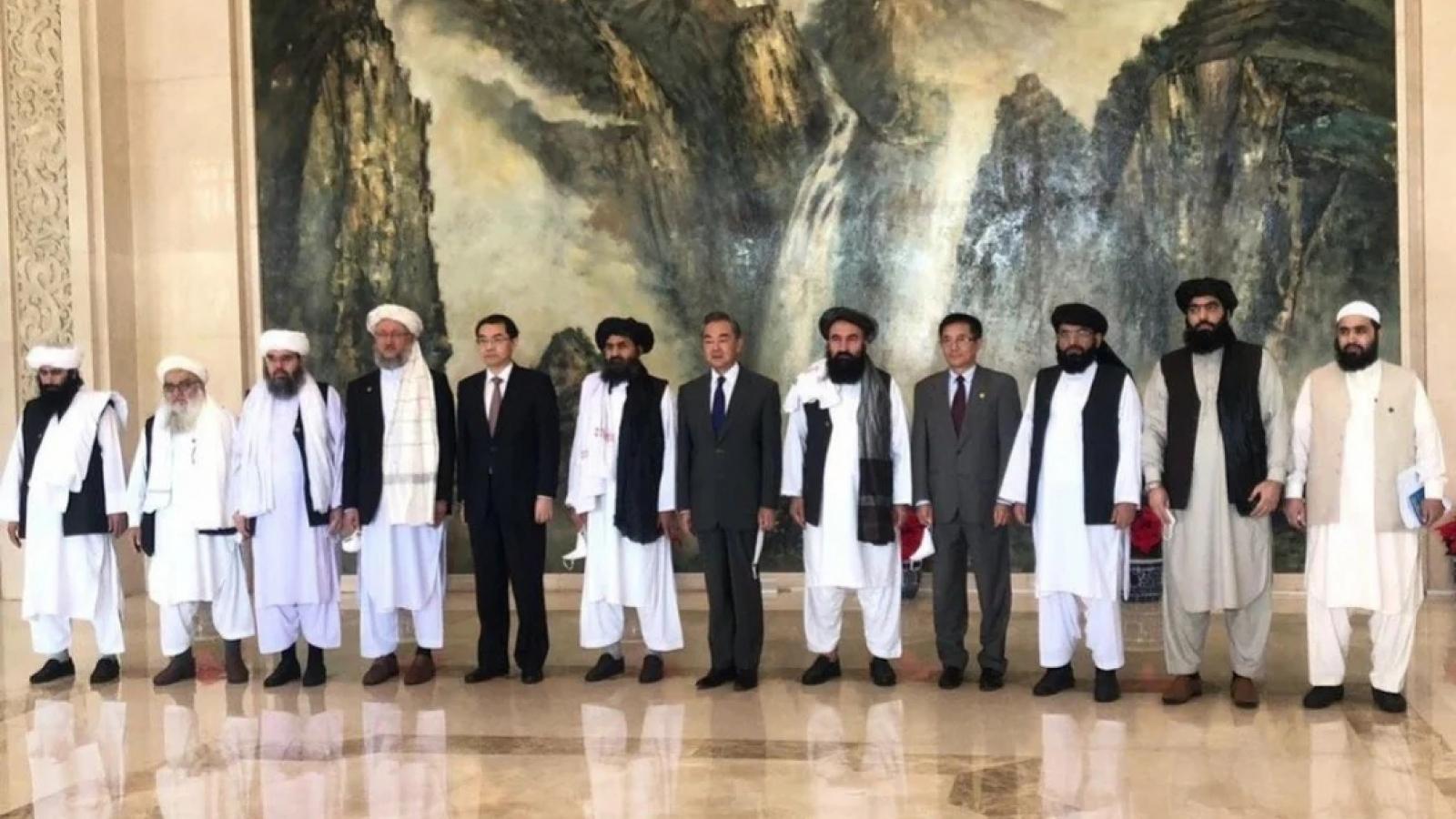 Trung Quốc đón tiếp Taliban, khẳng định phái này có vai trò quan trọng đối với Afghanistan