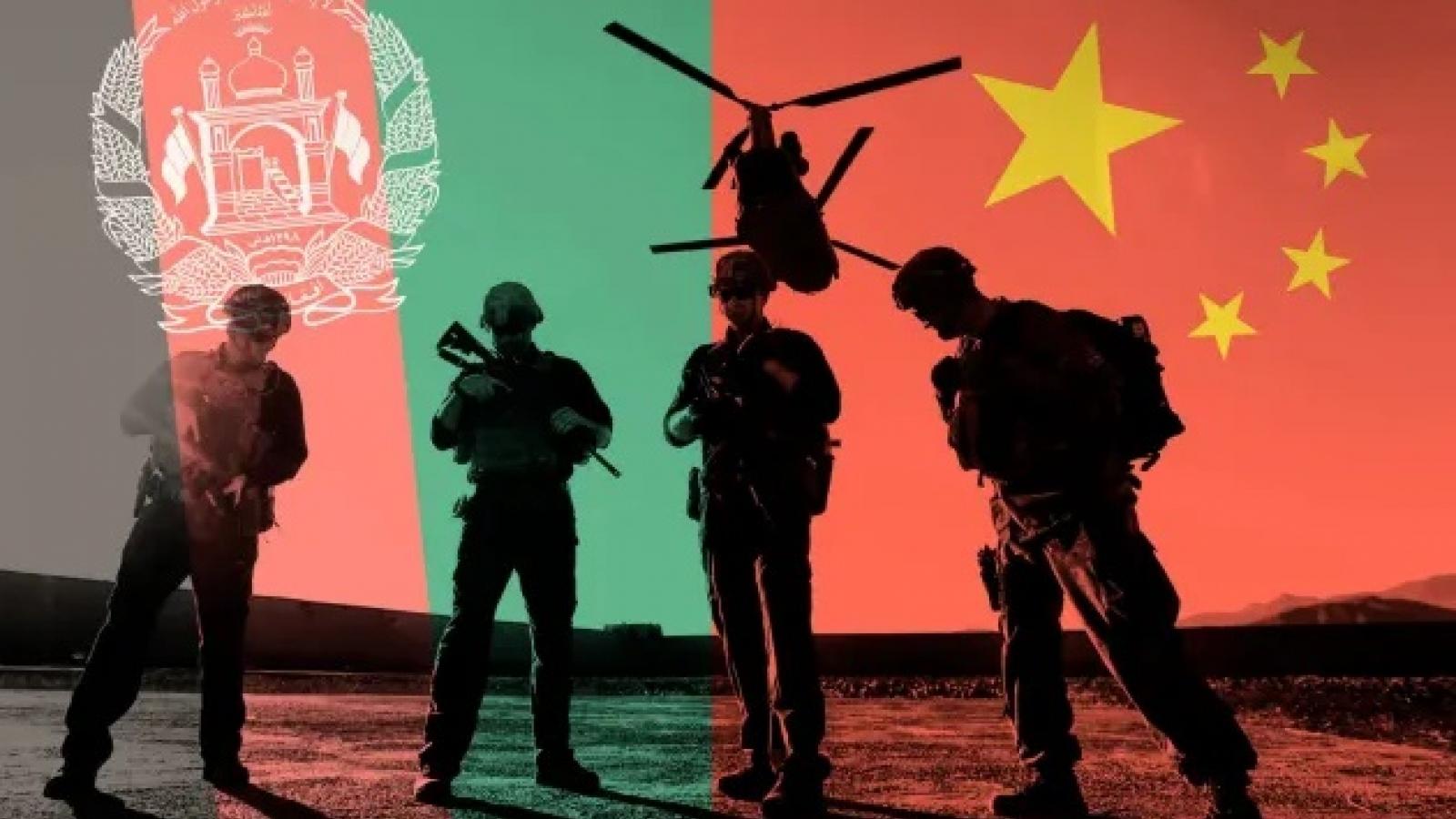 Hé lộ ý đồ của Trung Quốc với Taliban và Afghanistan