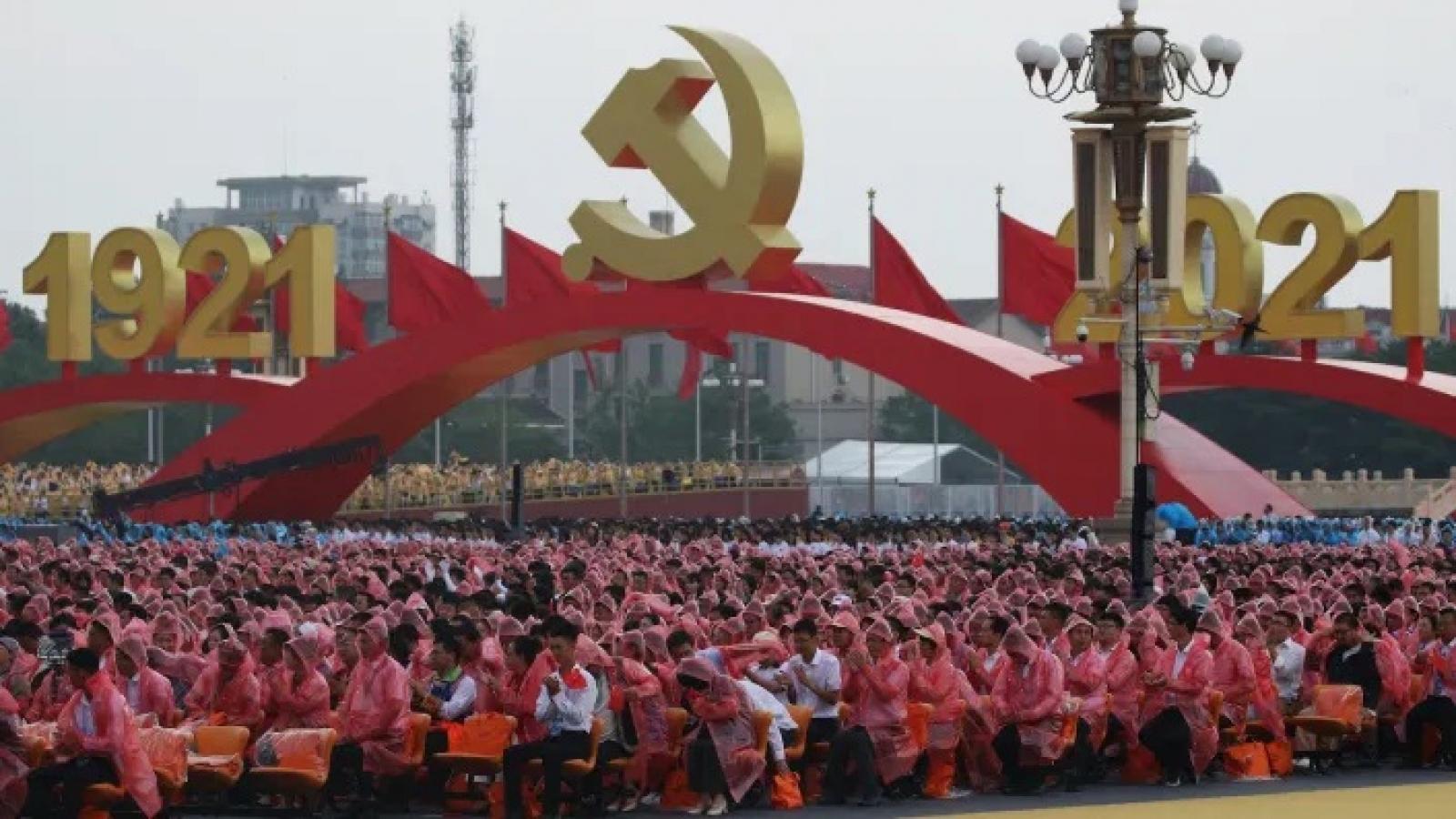 Nội dung chính trong phát biểu của ông Tập Cận Bình về Đảng Cộng sản Trung Quốc