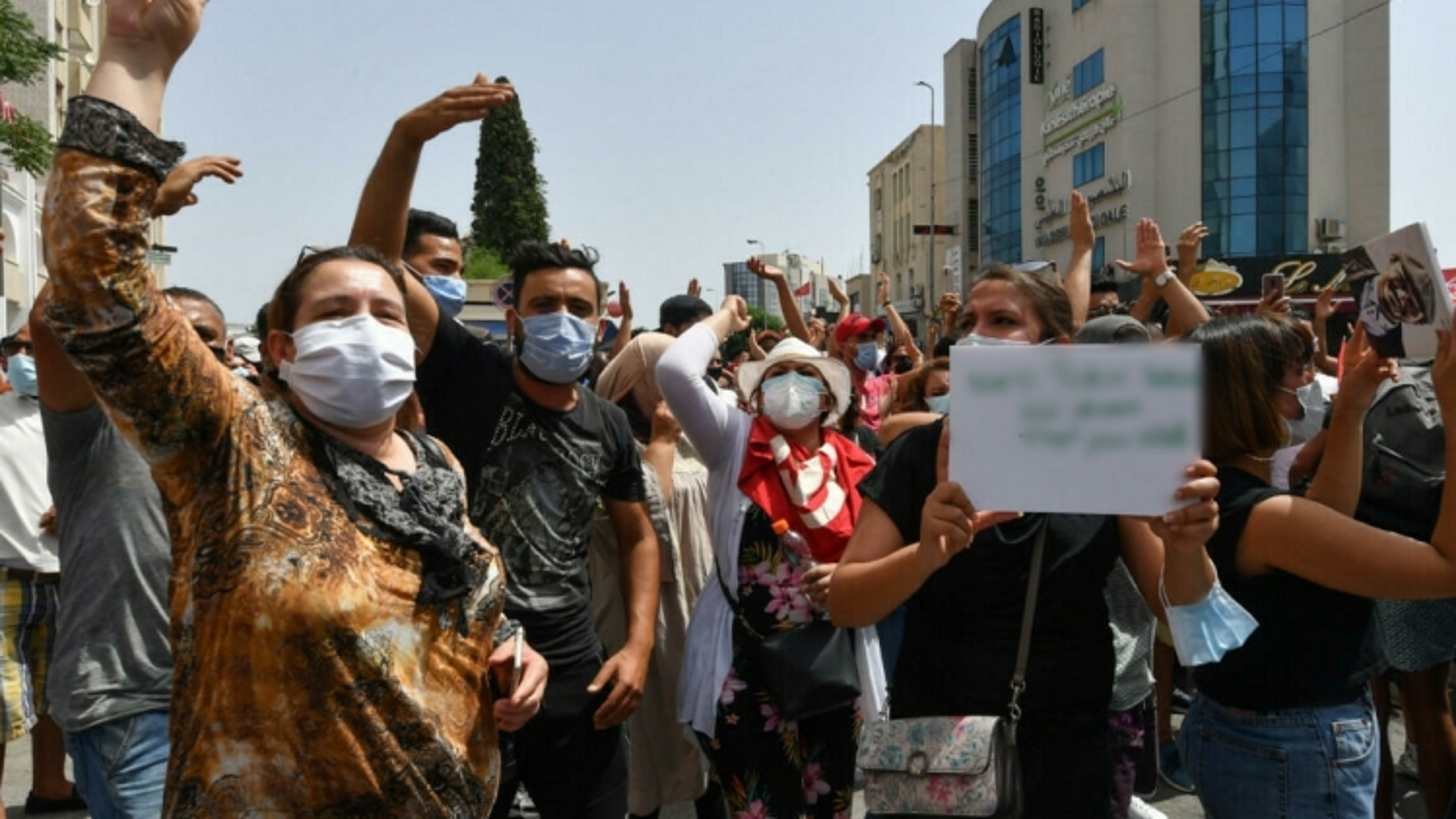 Tunisia trước nguy cơ bất ổn chính trị và chia rẽ nghiêm trọng