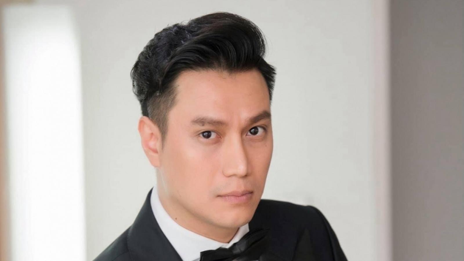 Diễn viên Việt Anh hạnh phúc khi có tên trong danh sách đề cử VTV Awards