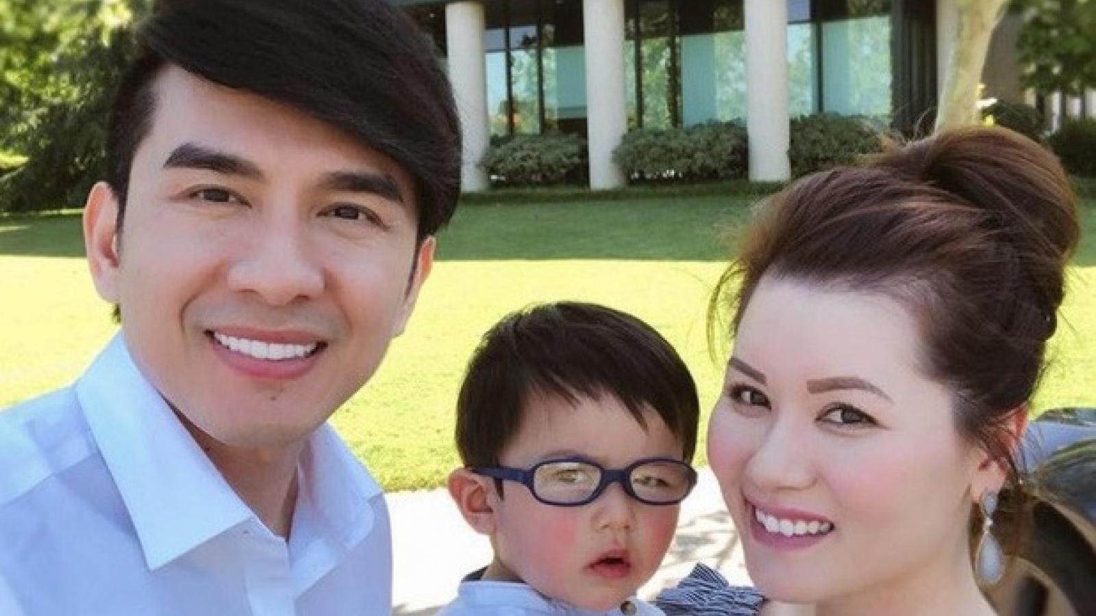 Ca sĩ Đan Trường ly hôn vợ doanh nhân