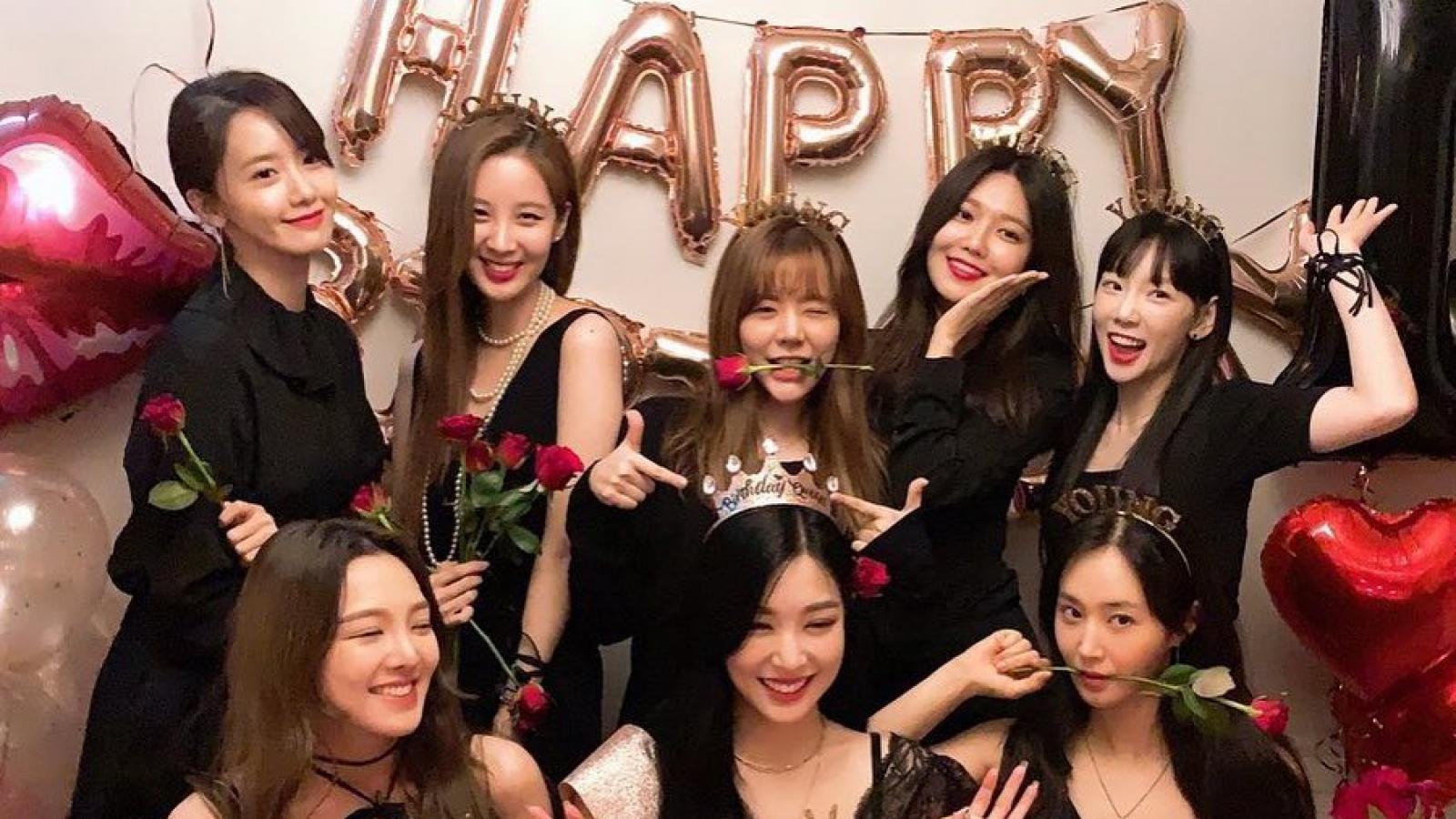 Girls' Generation sắp tái hợp đầy đủ sau 4 năm