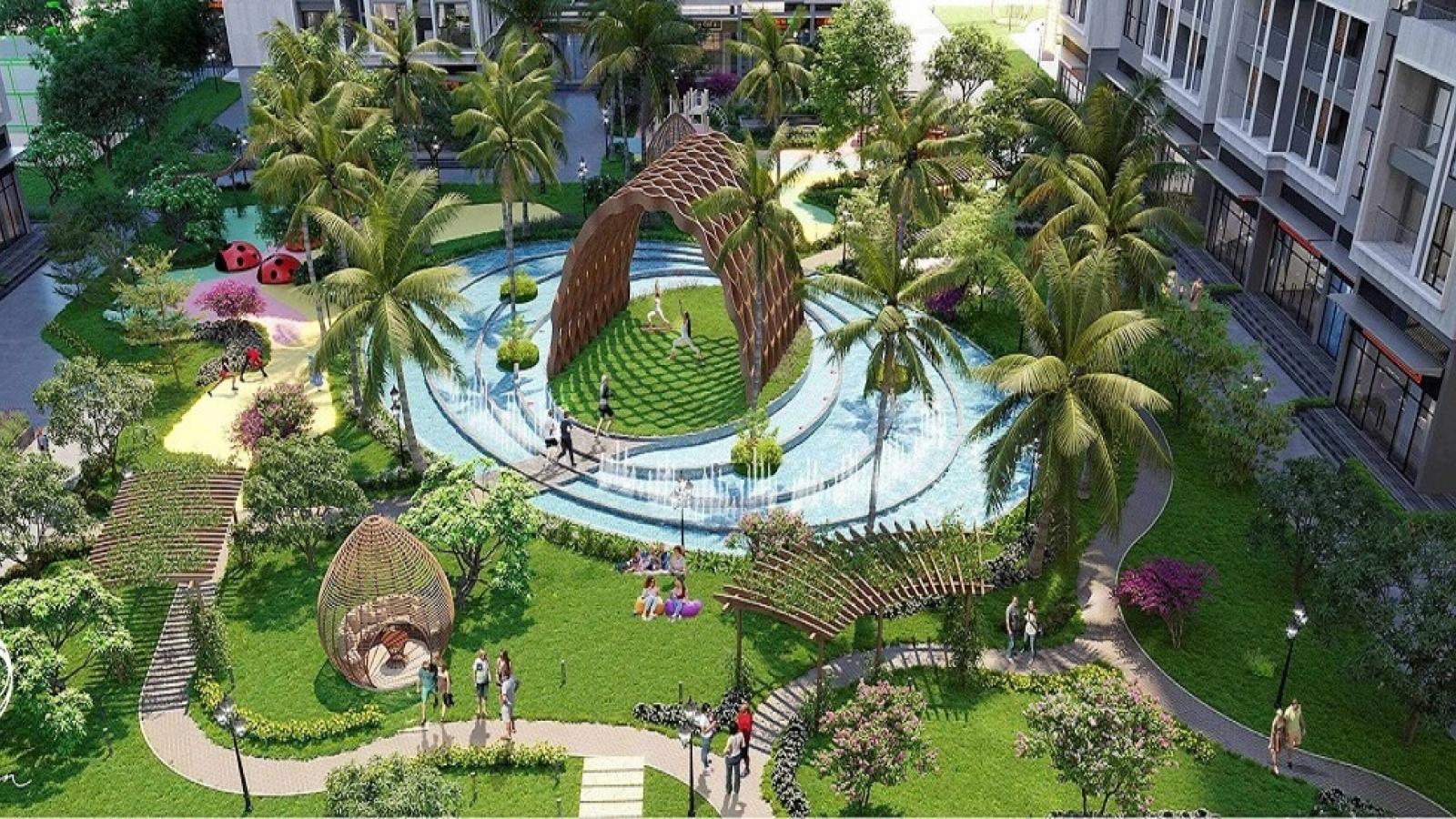 """The Pavilion - """"Ốc đảo xanh phong cách Singapore"""""""