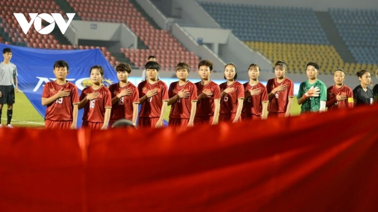 34 footballers called up ahead of AFC Women's Asian Cup 2022 qualifiers
