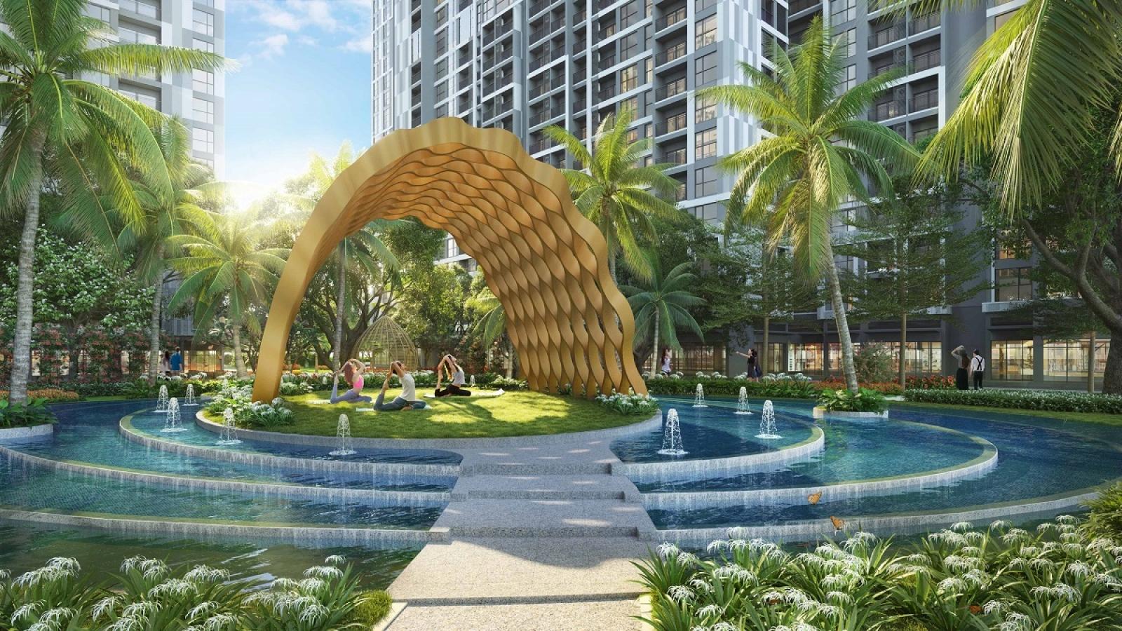 """Vinhomes tái định nghĩa mô hình """"đô thị nghỉ dưỡng"""" trên thị trường"""