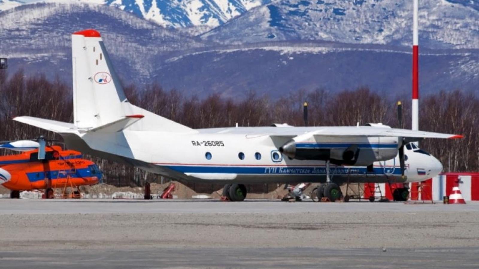 Máy bay An-26 mất tích của Nga có thể đã rơi xuống biển