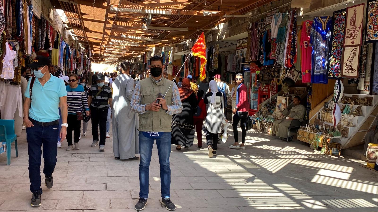 """Ai Cập sau hơn 1 năm thực hiện """"sống chung với đại dịch Covid-19"""""""
