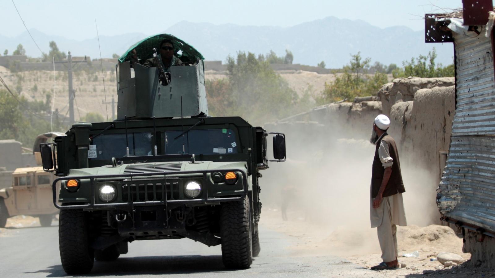 Iran sẵn sàng tranh giành ảnh hưởng tại Afghanistan sau khi Mỹ rút quân