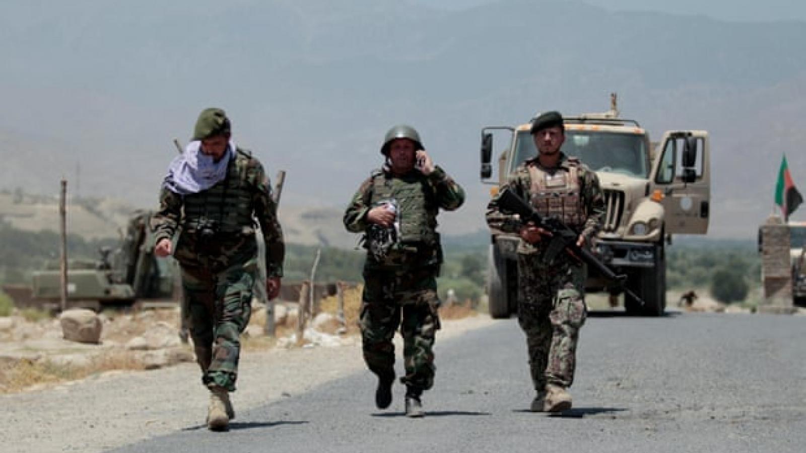 Bất ngờ trước sự sụp đổ nhanh chóng của lực lượng an ninh Afghanistan sau khi Mỹ rút quân