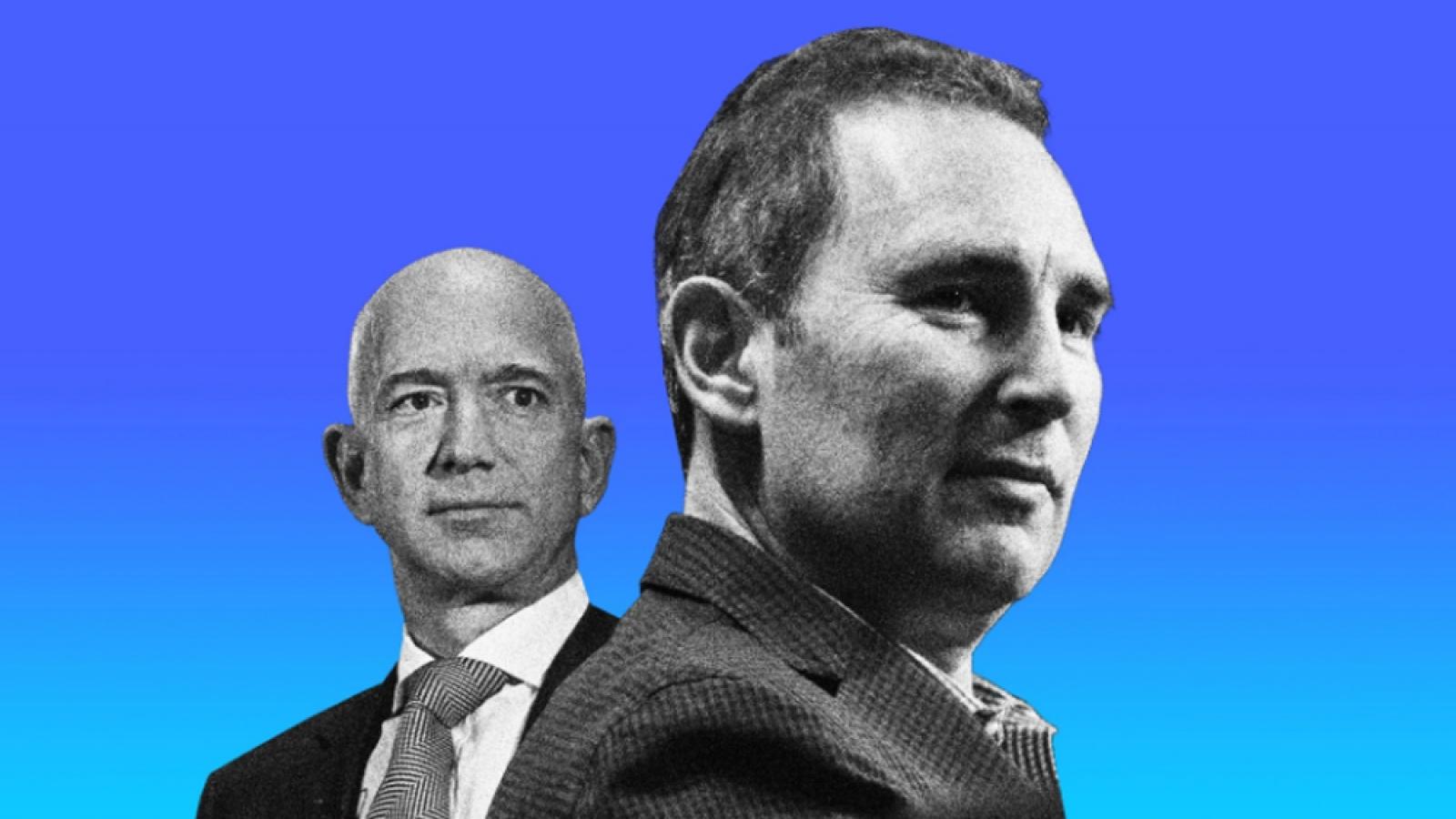 Chân dung người kế nhiệm Jeff Bezos ngồi vào ghế CEO Amazon