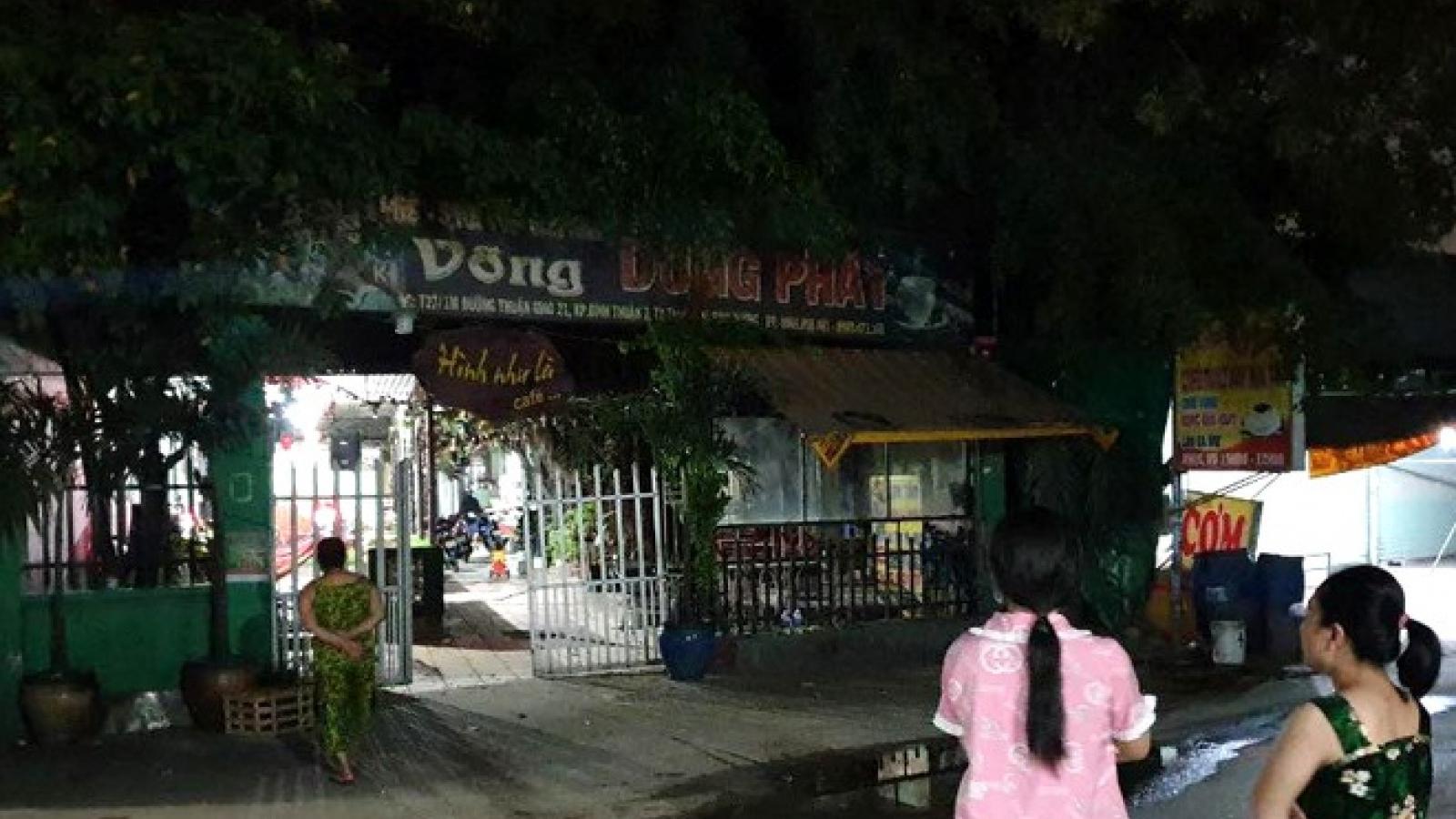 Nữ chủ quán cà phê võng bị đâm tử vong trong đêm