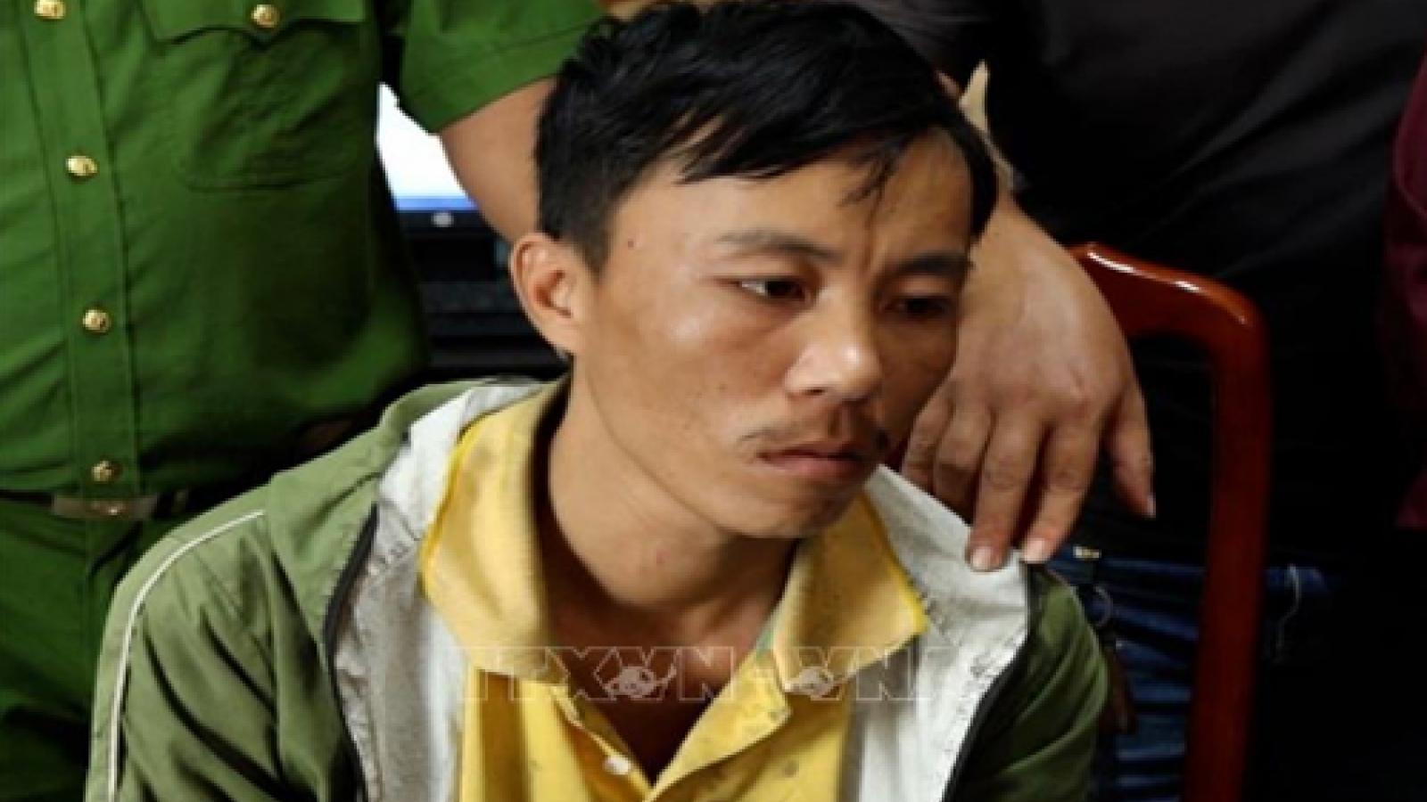 Bắt giữ nghi can trong vụ giết người ở Quảng Bình