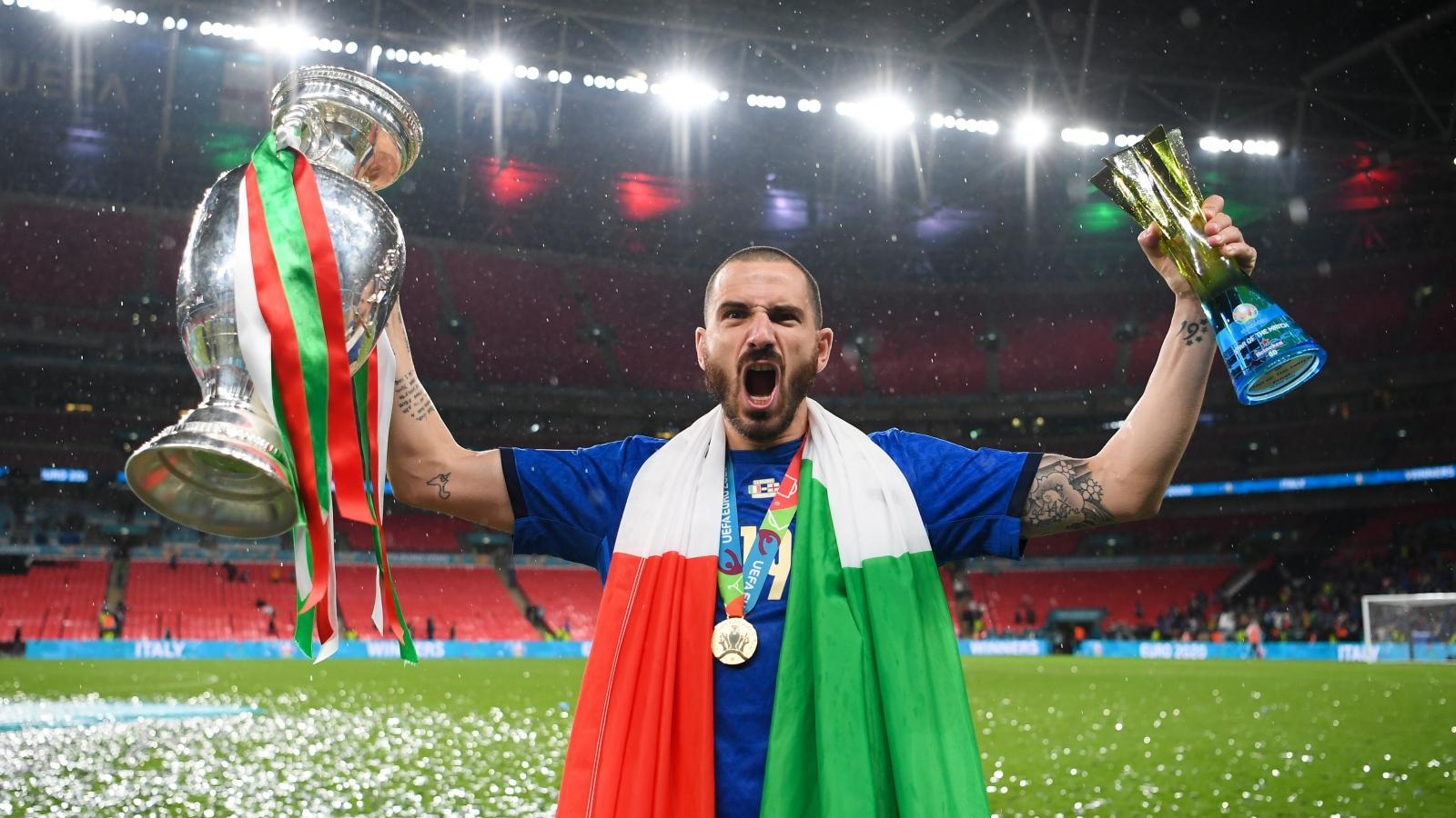 Leonardo Bonucci xát muối vào nỗi đau của ĐT Anh